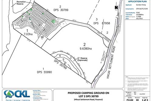 Property: Campsite - Development, Pauanui