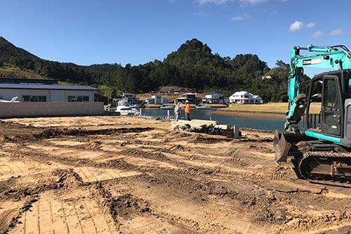 Inspired Property: 115 Motu Grande, Pauanui Coromandel builders