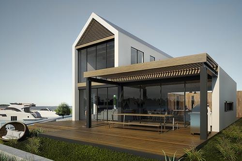Inspired Property: Villa del Agua, Pauanui