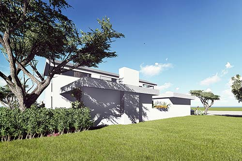 Property: Villa del Barco, Pauanui