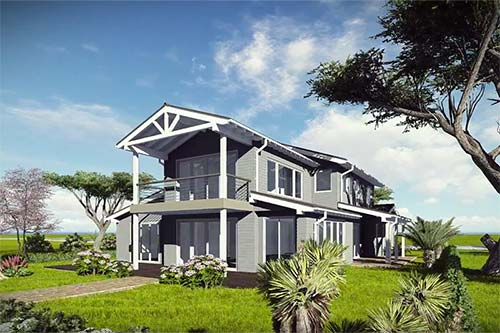 Inspired Property: March, Pauanui